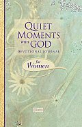 Quiet Moments with God Devotional Journal for Women