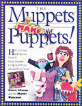 Muppets Make Puppets Book