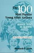 The 100 Most Popular Young Adult Authors