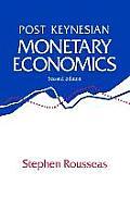 Post Keynesian Monetary Economics, Second Edition