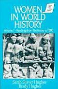 Women In World History Volume 1 Pre To 1500