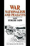War, Nationalism and Peasants: Java Under the Japanese Occupation, 1942-45: Java Under the Japanese Occupation, 1942-45