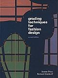 Grading Techniques For Fashion Design 2nd Edition