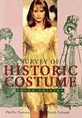Survey Of Historic Costume 3rd Edition