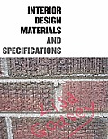 Interior Design Materials and Specifications with CDROM