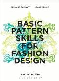 Basic Pattern Skills for Fashion Design (2ND 09 Edition)