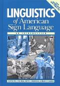 Linguistics of American Sign Language : an Introduction - With DVD (5TH 11 Edition)