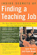 Inside Secrets of Finding a Teaching 2ND Edition