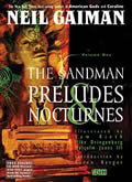 The Sandman #01: Preludes and Nocturnes Cover
