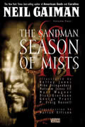 The Sandman, Volume 4: Season of Mists  Cover