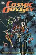 Cosmic Odyssey by Jim Starlin