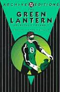 Green Lantern Archives Volume 1