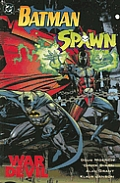 Batman - Spawn: War Devil by Doug Moench