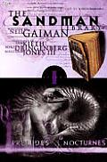 Preludes & Nocturnes Sandman 01