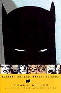 Dark Knight Returns Batman 10th Anniversary