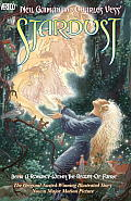 Neil Gaiman and Charles Vess' Stardust: Being a Romance Within The Realms of Faerie Cover