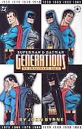 Generations Superman & Batman