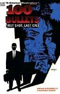 100 Bullets #01: First Shot, Last Call