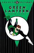 The Green Lantern Archives: Volume 3 Cover