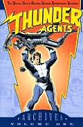 Thunder Agents Archives Volume 1