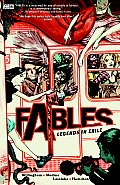 Fables #01: Legends in Exile Cover