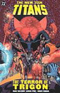 Terror Of Trigon New Teen Titans