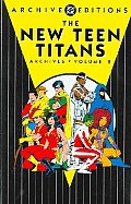 The New Teen Titans: Archives, Volume 2