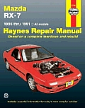 Mazda RX-7, 1986-91 Automotive Repair Manual
