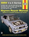 Haynes BMW 3 and 5 Series 1982-92