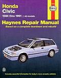 Honda Civic Repair Manual 1984 1991