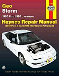 Haynes Geo Storm, 1990-1993