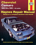 Chevrolet Camaro: Automotive Repair Manual (Automotive Repair Manual)