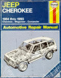 Jeep Cherokee & Comanche :automotive repair manual