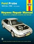 Ford Probe 1989 1992 All Models