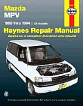 Haynes: Mazda MPV, 1989-94 (Haynes Automotive Repair Manual Series)