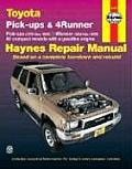 Toyota Pickups 1979 1995 & 4Runner 1984 1995