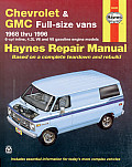 Chevrolet & GMC Full-Size Vans 1968 Thru 1996