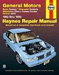 GM Buick Century 1982-1996 (Haynes Automotive Repair Manual Series)