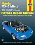 Mazda Mx5 Miata Automotive Repair Manua