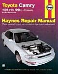Haynes Toyota Camry 1992 Thru 1996 All Models Includes Avalon (Haynes Automotive Repair Manual Series)
