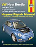 Vw Beetle: 1999-2000 (Haynes Repair Manuals)