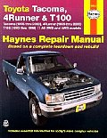 Toyota Tacoma & 4runner & T100 1995 00
