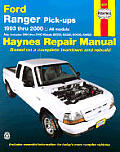 Ford Ranger & Mazda B-Series Pick-Ups Automotive Repair Manual (Haynes Automotive Repair Manual Series)