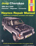 Jeep Cherokee & Comanche Automotive Repair Manual (Haynes Automotive Repair Manual Series)