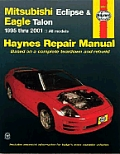 Mitsubishi Eclipse & Eagle Talon 1995 - 2001 All Models