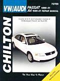 VW Passat 1998-01 & Audi A4 1996-01 (Chilton's Total Car Care Repair Manuals)