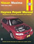 Haynes Nissan Maxima Automotive Repair Manual: 1993 Thru 2001 (Haynes Automotive Repair Manual)