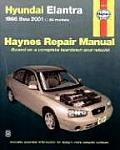 Haynes Hyundai Elantra 1996-2001 (Haynes Automotive Repair Manual Series)