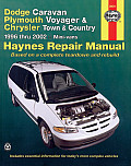Haynes Dodge Caravan, Plymouth Voyager, Chrysler Town & Country Automotive Repair Manual