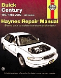Buick Century 1997 Thru 2002 (Haynes Automotive Repair Manual) Cover